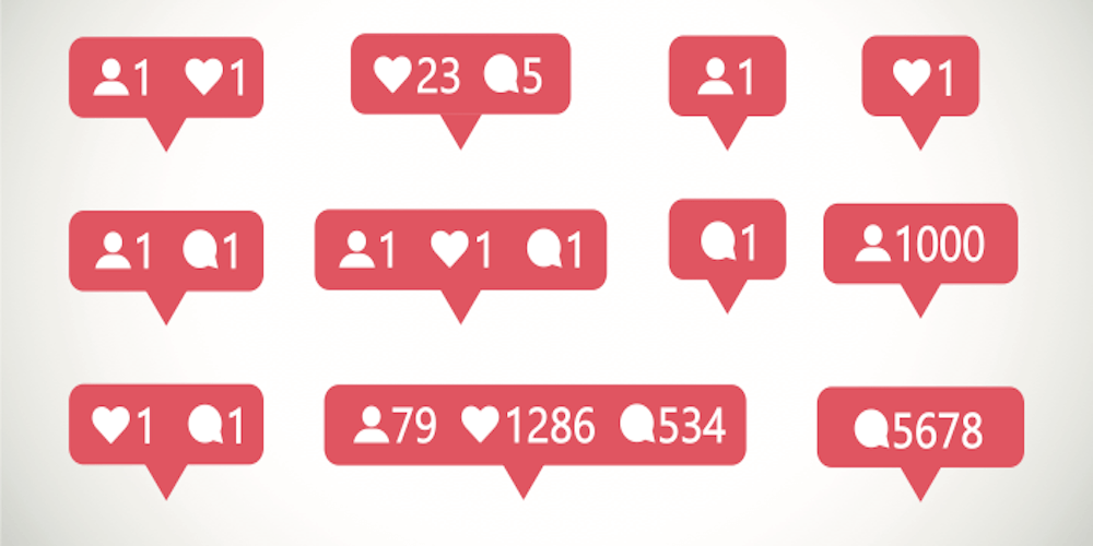 instagram followers and engagements